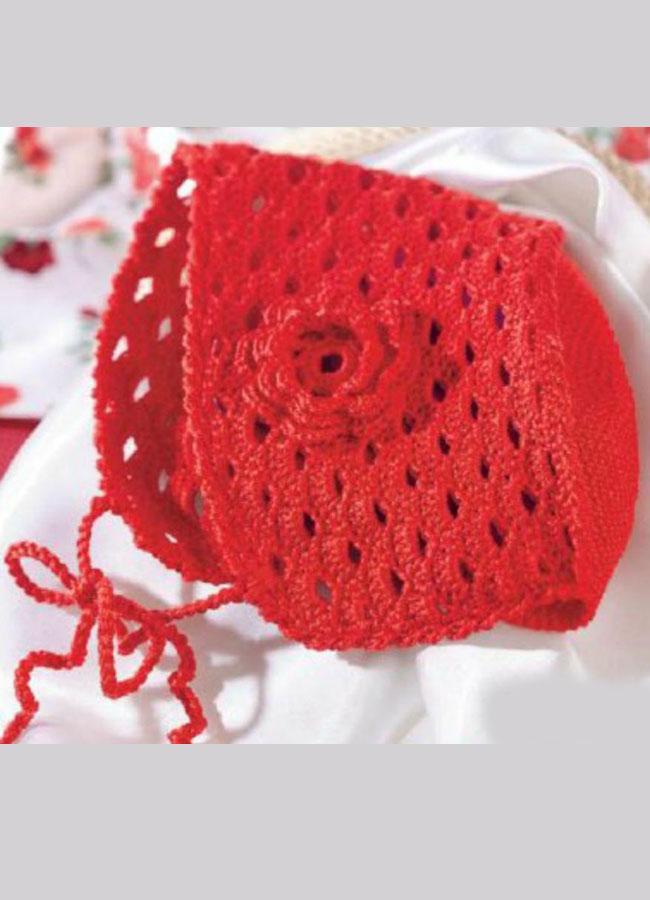 вязание для новорожденной девочки спицами